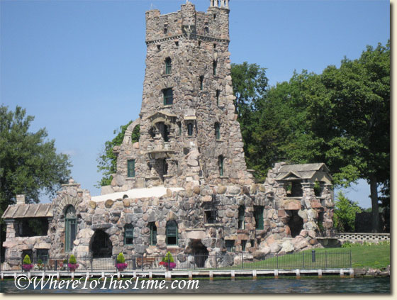 Feature Friday Boldt Castle Thousand Islands New York
